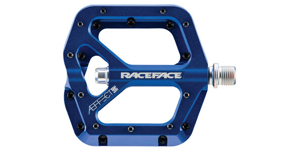 Race Face Aeffect - Pedales - azul